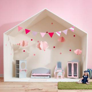 Olivia's Little World 18-Inch Doll Dresser Furniture Set