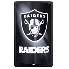 Oakland Raiders MotiGlow Light-Up Sign