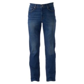 Big & Tall SONOMA Goods for Life™ Flexwear Straight-Fit Stretch Jeans