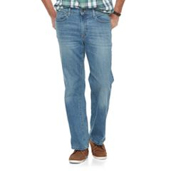 Big & Tall SONOMA Goods for Life™ Flexwear Relaxed-Fit Stretch Jeans