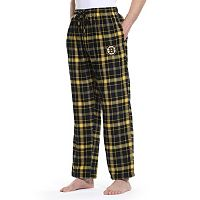 Men's Boston Bruins Ultimate Flannel Pants