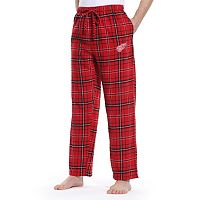 Men's Detroit Red Wings Ultimate Flannel Pants