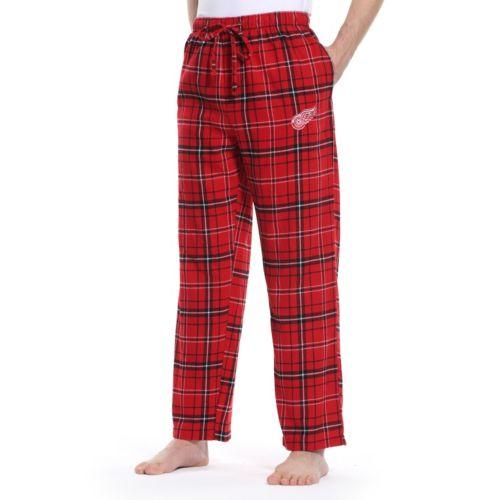 Men's Detroit Red Wings Ultimate Flannel Pants
