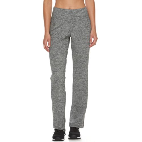 Petite Tek Gear® Flared Yoga Pants