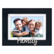 """Family"" 4"" x 6"" Distressed Frame"