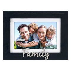 'Family' 4' x 6' Distressed Frame