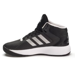 adidas Cloudfoam Ilation Mid Men's Leather Basketball Shoes