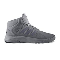 Adidas Cloudfoam Ilation Mid Men's Leather Basketball Shoes by