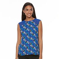 Women's Apt. 9® High-Low Georgette Top
