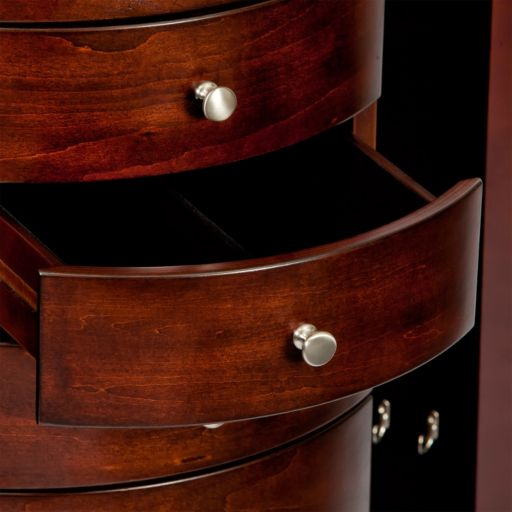 Mele & Co. Corsica Jewelry Armoire