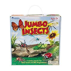 Learning Resources Jumbo Insects Set by