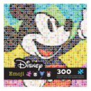Disney's Mickey Mouse Emoji 300-pc. Puzzle by Ceaco
