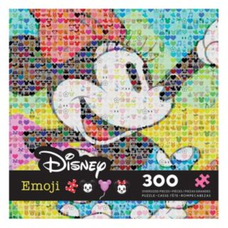 Disney's Minnie Mouse Emoji 300-pc. Puzzle by Ceaco