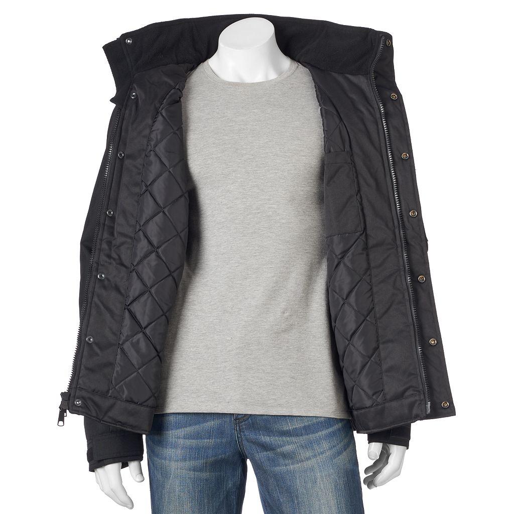 Men's Caterpillar Insulated Twill Jacket