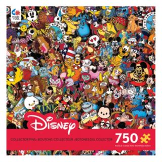 Disney's Collector Pins 750-pc. Puzzle by Ceaco