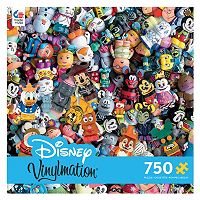 Disney's Collections Vinylmation 750 pc Puzzle by Ceaco