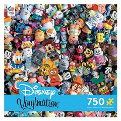 Disney's Collections Vinylmation 750-pc. Puzzle by Ceaco