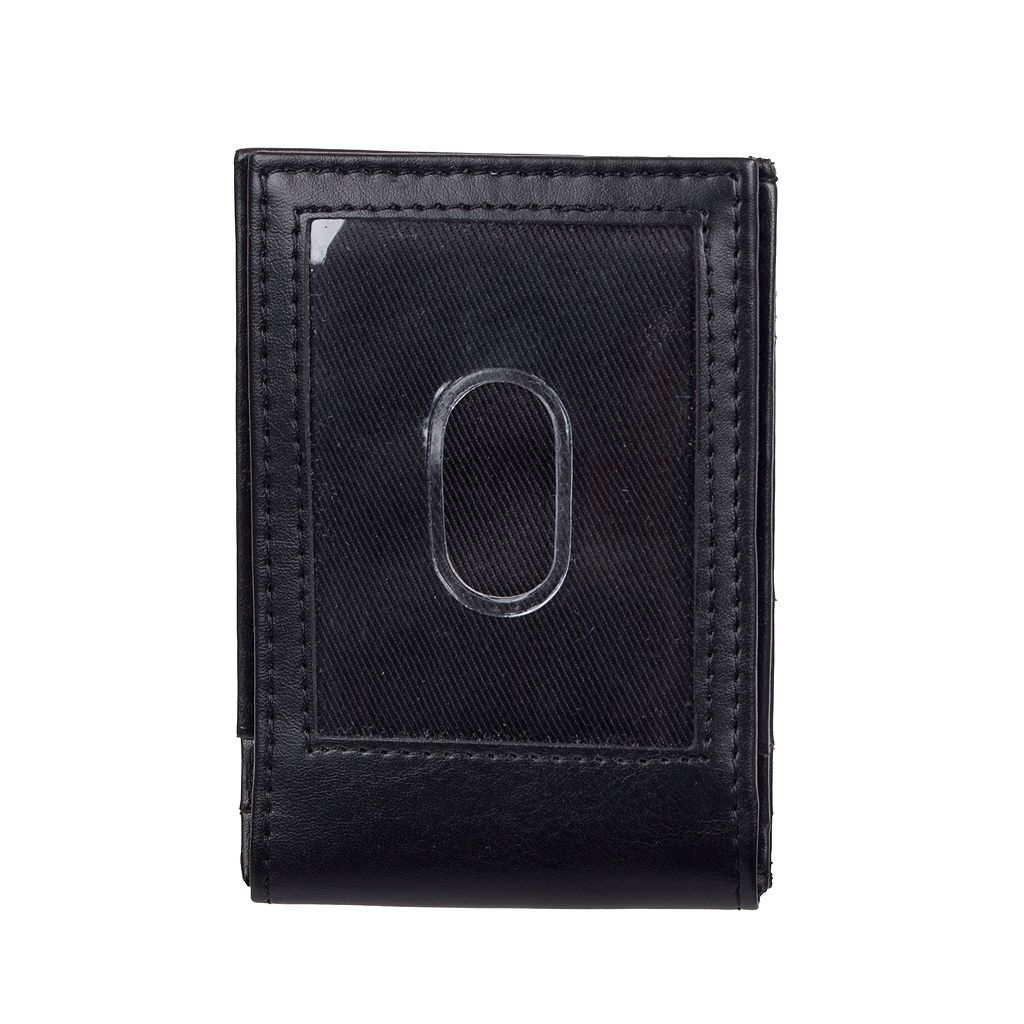 Men's Croft & Barrow® Magnetic Front-Pocket Wallet