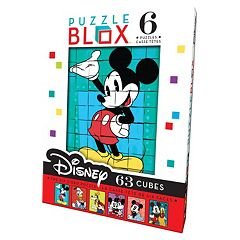 Disney's 63 pc Puzzle Blox by Ceaco