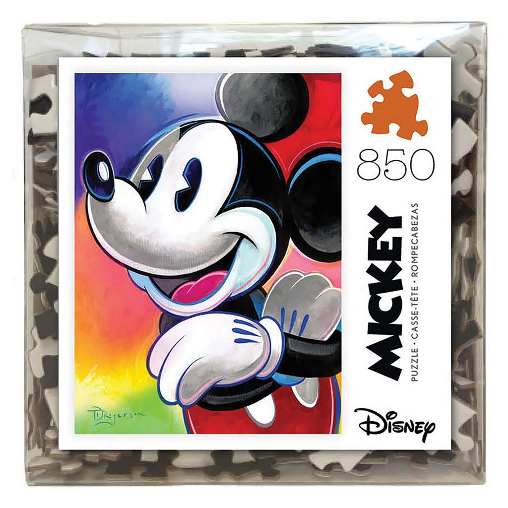Disney's Mickey Mouse 850-pc. Deluxe Puzzle Cube by Ceaco