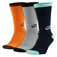 Men's Nike 3-pack Dri-FIT Crew Socks