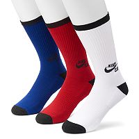 Men's Nike 3-pack Dri-FIT Crew Socks