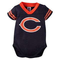 Baby Chicago Bears Dazzle Bodysuit