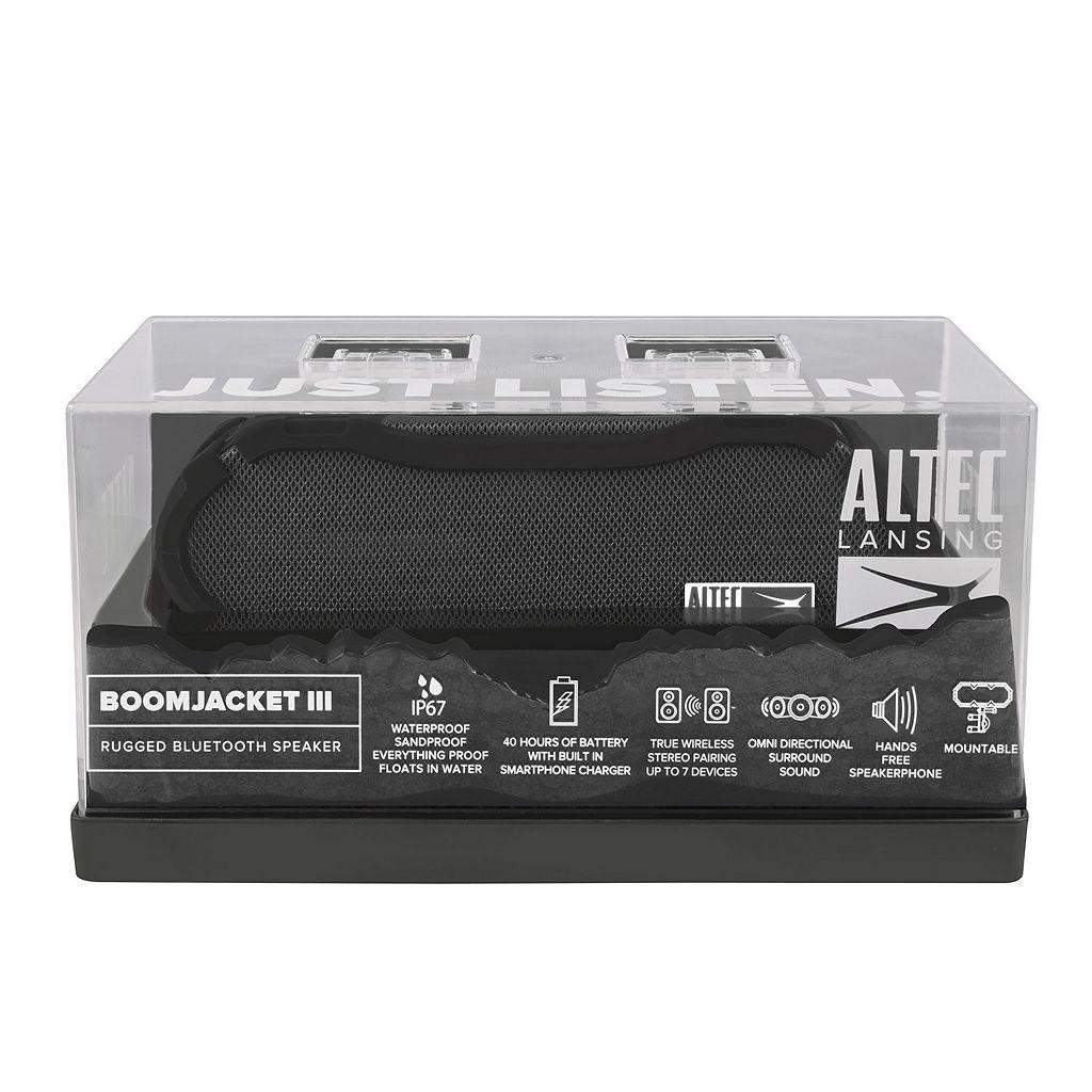 Altec Omni Jacket Bluetooth Speaker