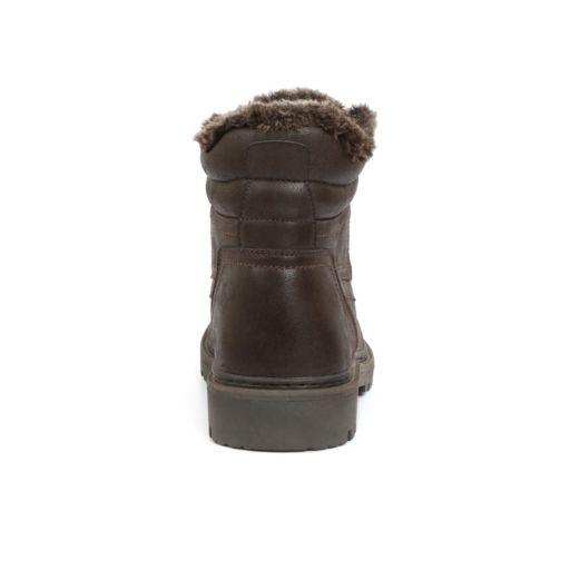 GBX Lorcan Men's Lace-Up Combat Boots