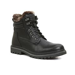 GBX Lorcan Men's Lace-Up Combat Boots