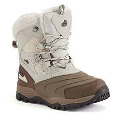 Pacific Mountain Steppe Jr. Girls' Winter Boots