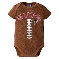 Baby Atlanta Falcons Footballl Bodysuit