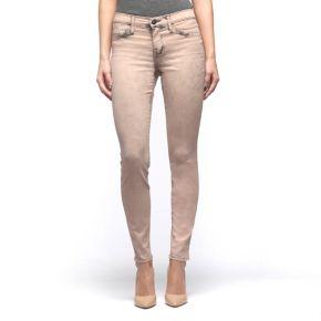 Women's Rock & Republic® Kashmiere Midrise Pink Acid Wash Denim Leggings