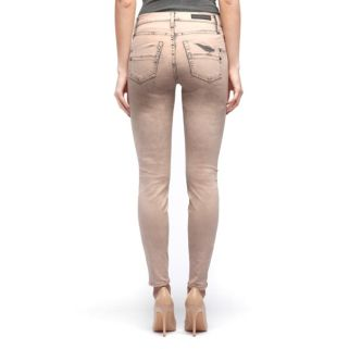 Women's Rock & Republic® Kashmiere Pink Acid Wash Denim Leggings