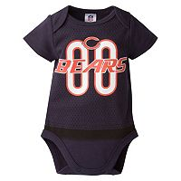 Baby Chicago Bears Team Bodysuit