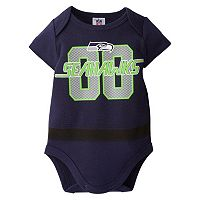 Baby Seattle Seahawks Team Bodysuit