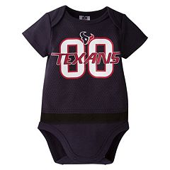 Baby Houston Texans Team Bodysuit