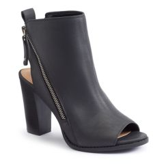 Womens Black Ankle Boots - Shoes | Kohl&39s