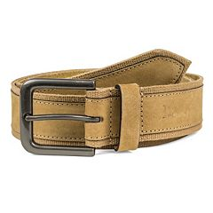 Men's Haggar Stitched Belt