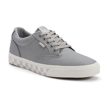 Vans Winston Check Men's Skate Shoes