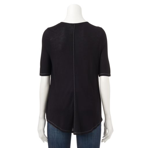 Women's Juicy Couture Draped Top