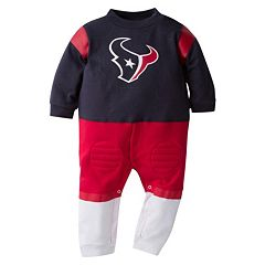 Baby Houston Texans Team Uniform Coverall