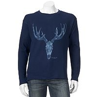 Men's Thermal Outdoor Crewneck Sweatshirt