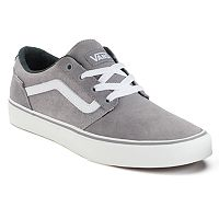Vans Chapman Stripe Men's Suede Skate Shoes