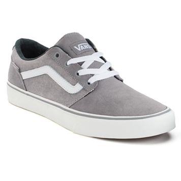 Vans Chapman Stripe Men's Suede Skate Shoes
