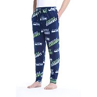 Men's College Concepts Seattle Seahawks Wildcard Tapered Pants
