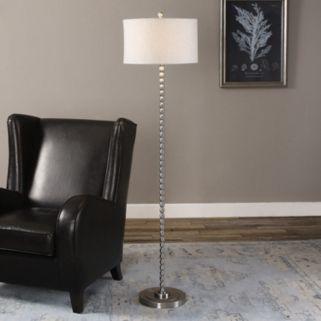 Sherise Beaded Metal Floor Lamp