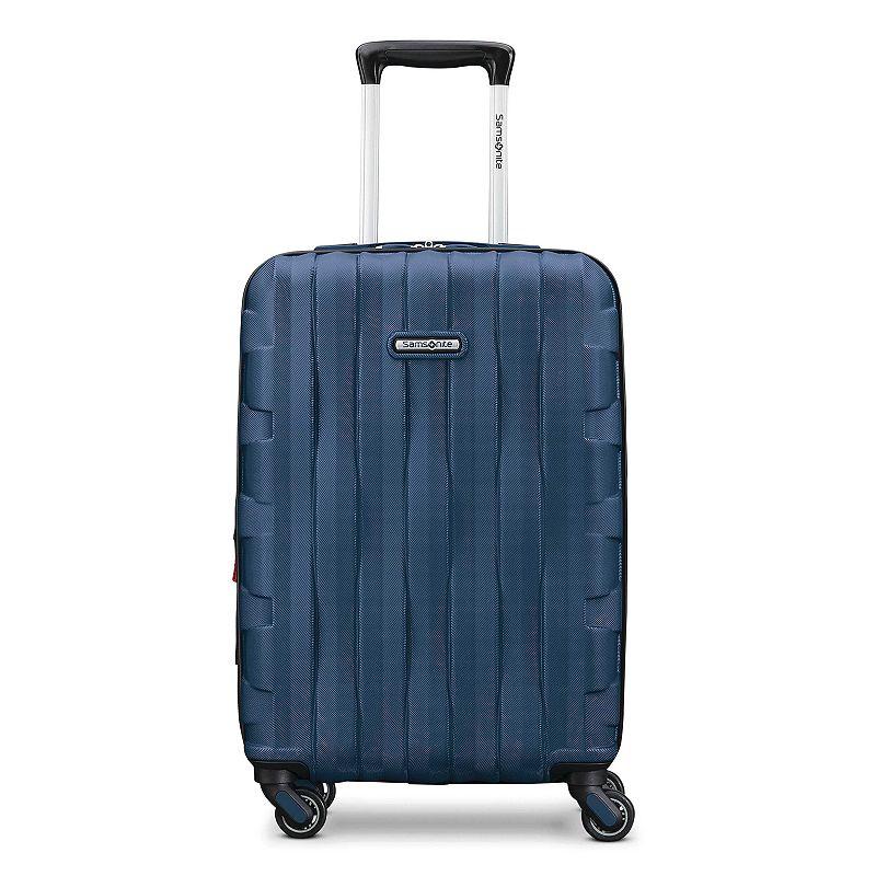 Samsonite Ziplite 3.0 Hardside Spinner Luggage, Blue, 24 INCH