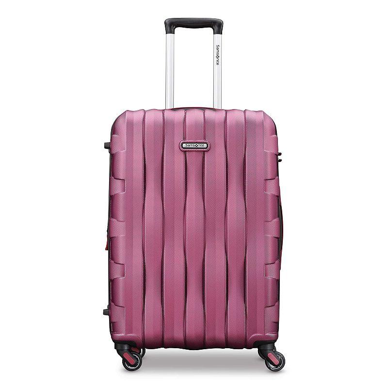 Samsonite Ziplite 3.0 Hardside Spinner Luggage, Pink, 24 INCH