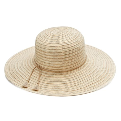 Women's SONOMA Goods for Life™ Radial Floppy Hat